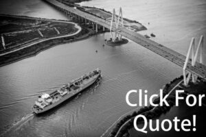 Vessel aerial photo in Houston. Click link to get aerial photo quote.